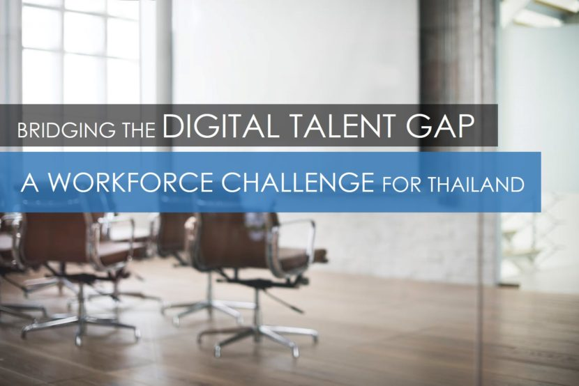 Thailand Digital Talent Gap