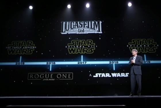 Star Wars timeline Lucasfilms
