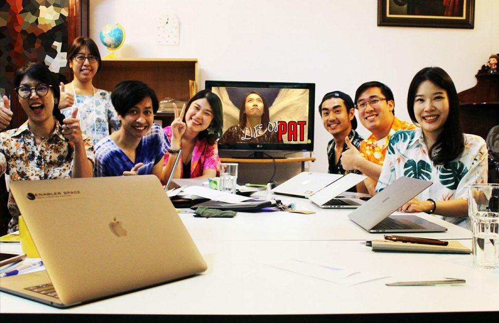 Enabler Space Team - Songkran