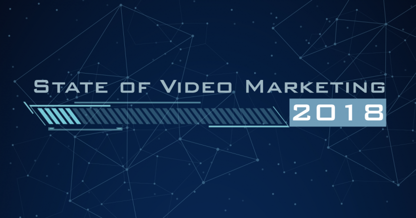 video marketing infographic header