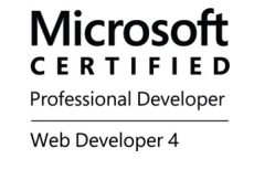 Microsoft Professional Developer - Microsoft Certified