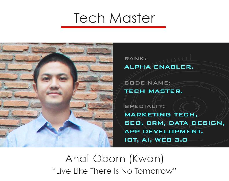 Anat Obom (Tech Master)