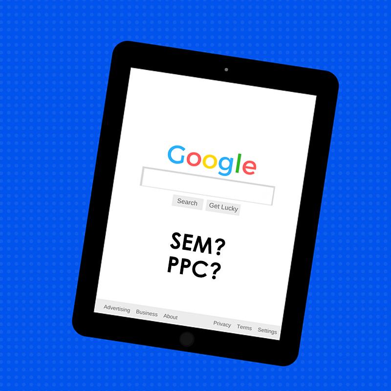 การทำ SEM และ PPC ในธุรกิจออนไลน์