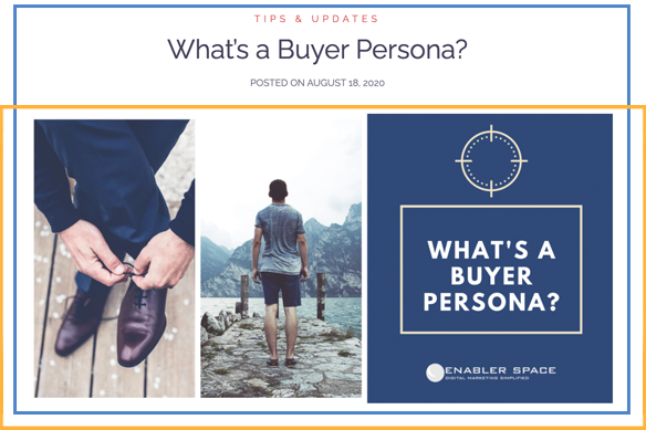 Buyer Personal by Interest