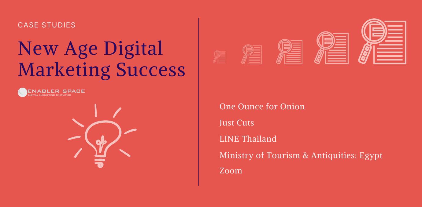 New Age Digital Marketing Success - Case Studies
