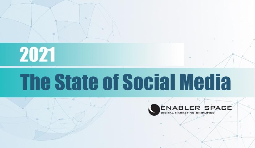 state of social media 2021 header